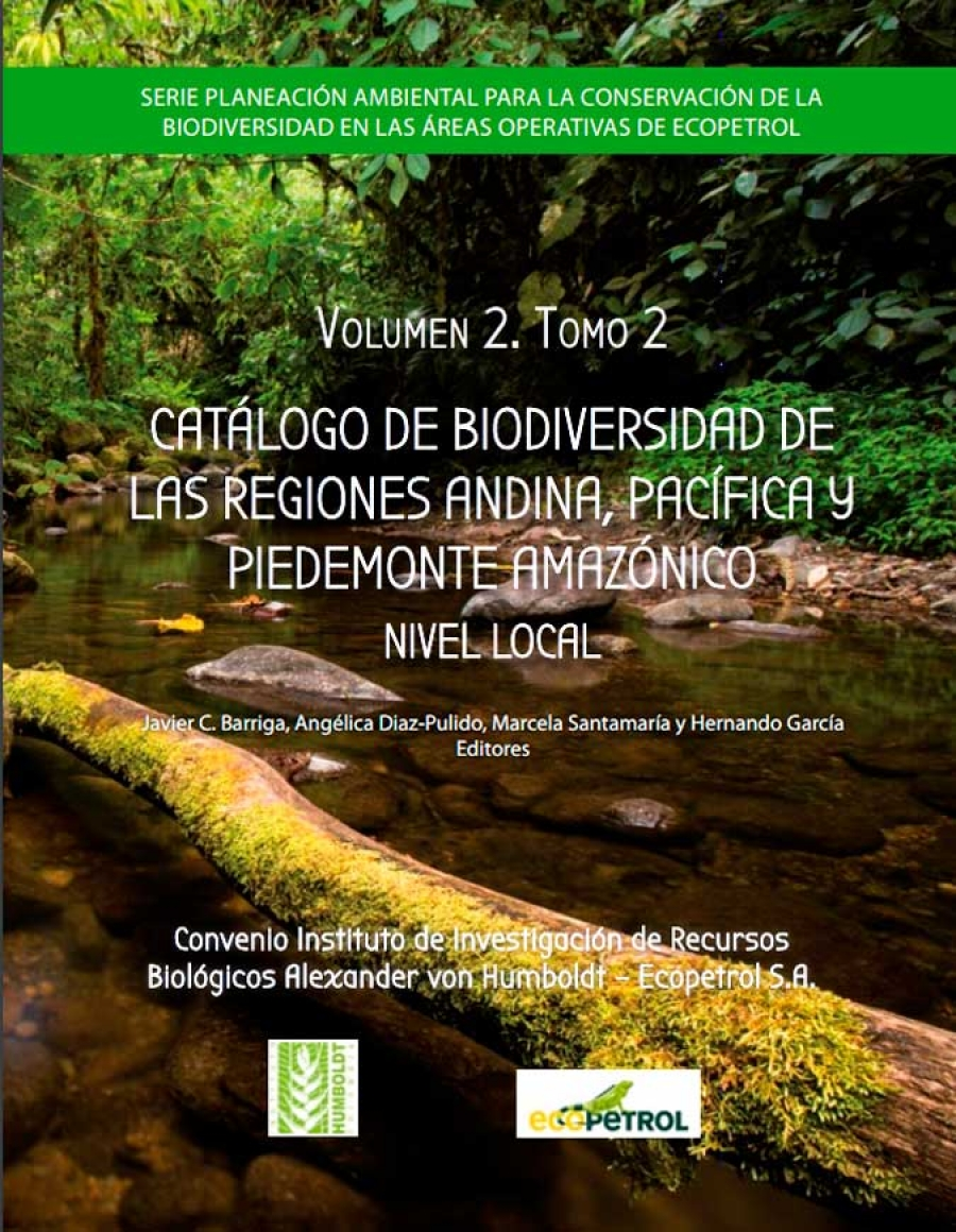 A report on bird surveys in the Cauca Valley Department for the Humboldt Institute of Colombia